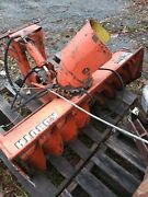 Kubota 48 Tractor Front Mounting Snowblower Snow Thrower W Front Pto And Belt