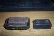 2 Nors Oldsmobile 1936 Front Motor Mounts