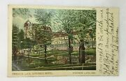 1905 Postcard French Lick Springs Hotel French Lick Indiana