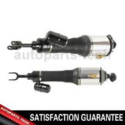 2x Cardone New Front Left Front Right Air Suspension Strut For Bentley 20032011