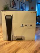 Sony Playstation 5 Console Standard Disc Version - In Hand - Ps5