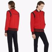 Givenchy Logo Teddy Jacket M Red Size M