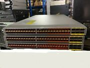 Cisco N5k-c5672up Switch 32-port 10gbps Sfp+ 16 Unified Ports 6-port Qsfp 40gbps