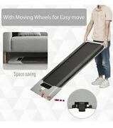 Soozier 500w Electric Motorized Treadmill Fitness Jogging Running Led Screen