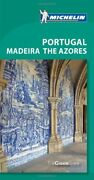 Michelin Green Guide Portugal Madeira The Azores