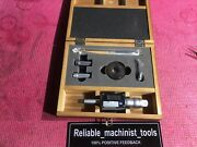 Mitutoyo Intrimik Bore Holtest Inside Micrometer .5 To .8 In W/1 Ring Machinist