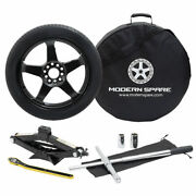 2015-2021 Mercedes C-class Br 205 Spare Tire Kit Options Andndash Modern Spare