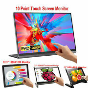 5.0/13.3/15.6 Inch Touch Screen Monitor Hd Lcd Display For Raspberry Pi 4 Ps4