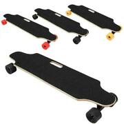 Maple Deck Electric Skateboard Longboard Crusier With Remote Controller Top Sale
