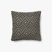18 X18 Pillow Black Wht Magnolia Home Joanna And Chip Gaines Fixer Upper Hgtv Dyi