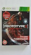 Prototype 2 Limited Edition Xbox 360 Vgc Pal