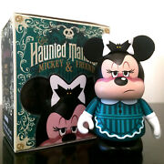 Disney Vinylmation 3 Haunted Mansion Minnie Mouse And Friends Maid Halloween Toy