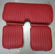 1946-1950 Mgtd Leather Seats Hardware Installed