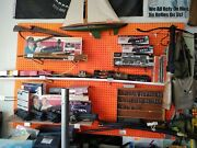 Lionel Trains And Buldings Bulk Lot Local Pick Up Only Trains Untested