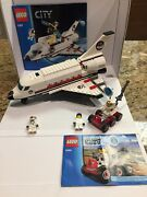 Lego Space Shuttle And Rover 3367 And 3365 100 Complete With Manual And Minifigs