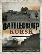 Plastic Soldier Company Andnbsp Battlegroup - Kursk Rulebook 2012 Vg Condition
