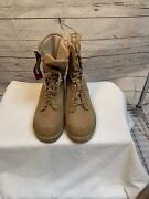 Boulet Nwt Canadian Army Desert Boots Sz 280/110