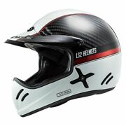 2021 Ls2 Xtra Yard Carbon Adventure Touring Motorcycle Helmet - Pick Size