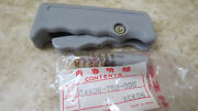 Nos Oem Honda 04405-750-020 Lawn Tractor Height Lever Grip Kit