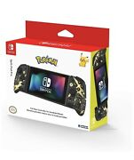Hori Nintendo Switch Split Pad Pro Official By Nintendo Black And Gold Pikachu