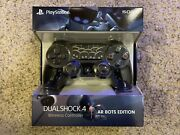 Playstation Dual Shock 4 Ar Bots Edition Controller New Super Rare Holy Grail