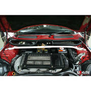 Ultra Racing 2-pt Front Strut Bar For Mini Cooper R50 R53 1.6 And03900-and03906 Tw2-305