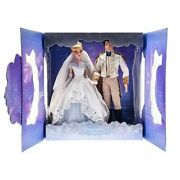 Cinderella And Doll Anniversary Disney 70th Anniversary Limited Doll