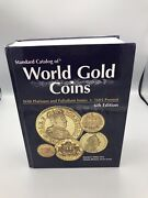 Hardcover 6th Ed. Standard Catalog Of World Coins 1601-present