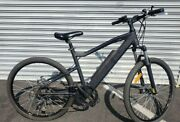 Electric Mountain Bicycle 26in 500w 36v Bicycle E Bike Dual Disc / + Charger
