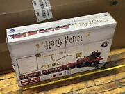 New Harry Potter Hogwarts Express Battery-powered Ready To Play Train Set Lionel