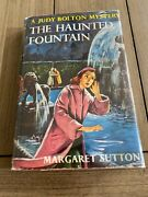 Judy Bolton 28 The Haunted Fountain By Margaret Sutton 1st Printing