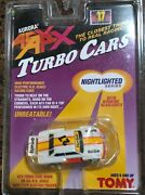 New Tomy Aurora Afx Turbo Cars F8972 Bmw 320i 27 Nightlighted New In Pack