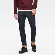 G-star Jeans And0395620 3d Slimand039 Dry Waxed Cobler 3d Super Slim Fit Size W33 L30