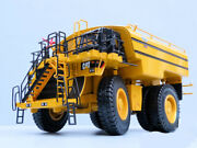 For Cat Mega Nwt30 Mining Truck Water Tank 1/50 Diecast Model Finished Car Truck