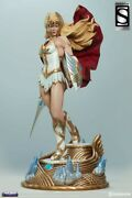 New She-ra Sideshow Collectibles 15 Statue - Masters Of The Universe