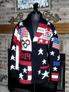 Limited Edition Patchwork 2014 Sochi Olympic S Hat And Gloves