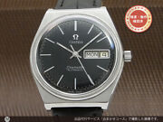 Omega Seamaster Daydate Vintage Cal.1022 Black Automatic Mens Watch Auth Works