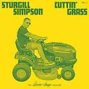 Sturgill Simpson - Cuttinand039 Grass - Vol.1 The Butcher Shoppe Sessions 2lp