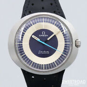 Omega Geneve Dynamic Ref.135.033 Vintage Cal.601 Ss Manual Winding Mens Watch