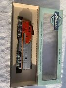 Athearn Scaled From Official Blue Prints 3821 Santa Fe Blue Box Ho Trains 498