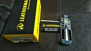 New Leatherman Stainless Removable Bit Driver And Bits