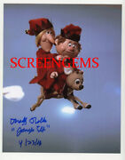 Year Without A Santa Claus Signed Photo Bradley Bolke Rare Mint Tv Jangle Elf