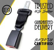 Premium Seat Belt Extension / Extender For 1999 - 2019 Ford F350 Front Seats