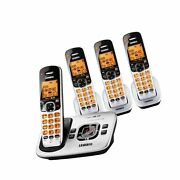 Uniden Dect 6.0 Expandable 4 Handset Cordless Phone With Digital Answering Sy...