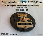 Mercedes 190sl Pontoon Contact Plate/indicator Switch For Steering 000 464 04 1