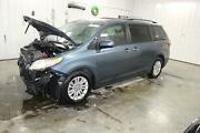2017 Toyota Sienna Automatic Transmission Assembly At Fwd 104k