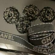 New Ribbon 3m And 4 Camellia 2019 Christmas Limited