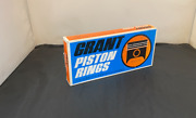 Grant Piston Rings - 1417-std- Fits Chrysler Cars- 1.4l- Gb12 - Others- See Note