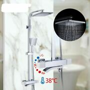 Thermostatic Shower Sets Bathroom Shower Faucet Hot And Cold Mixer Brass Faucet