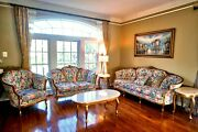 Vintage Living Room Furniture Set 6-pc -- Ex++ Local Pickup Only In Maryland